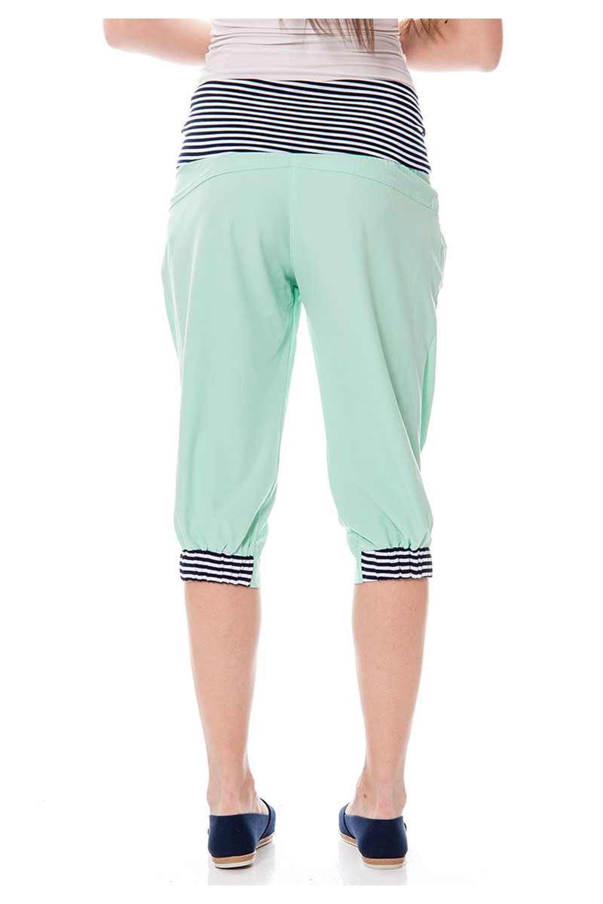 Mint Yeşili Kapri Kadın Pantolon H4-115834