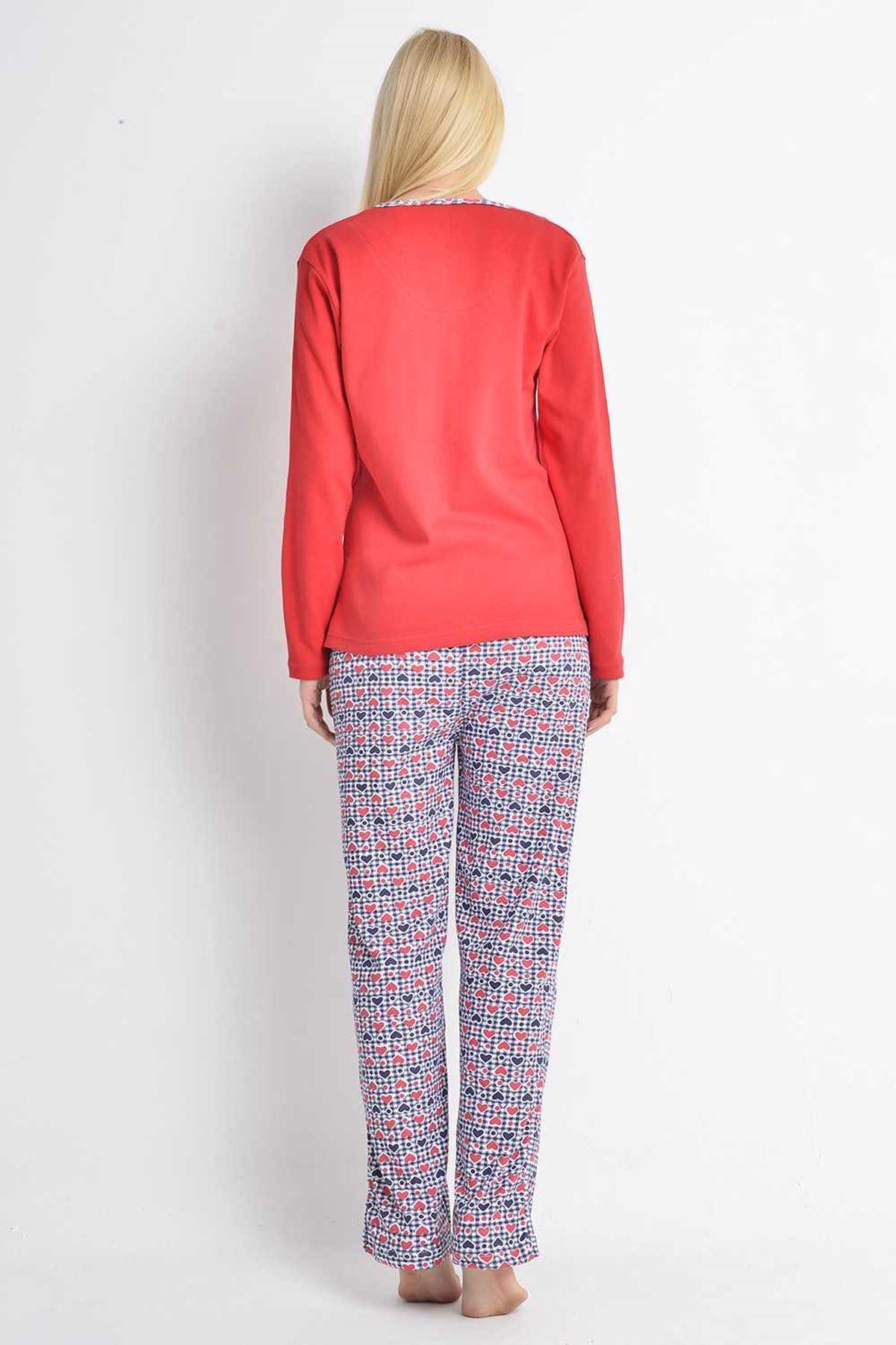Kırmızı Pijama 14B-100170